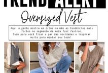 Oversized Vest | Coletes Oversized